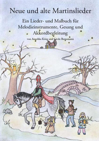 Neue und alte Martinslieder - Coverbild