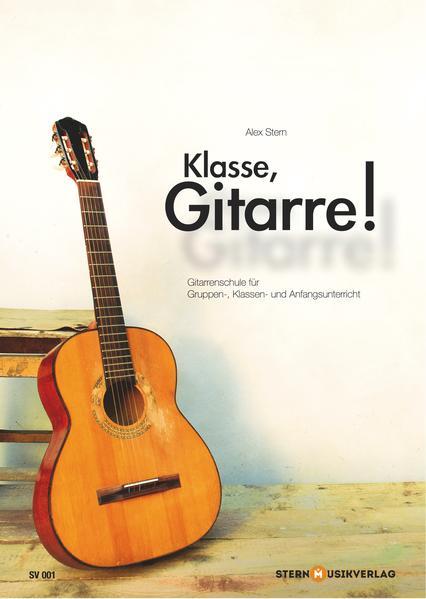 Klasse, Gitarre! - Coverbild