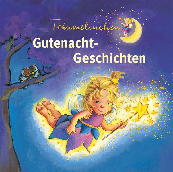 Träumelinchen - Gute-Nacht-Geschichten - Coverbild