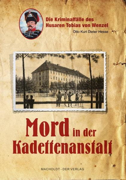 Mord in der Kadettenanstalt - Coverbild