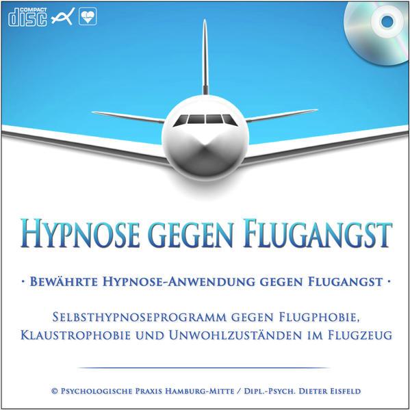HYPNOSE GEGEN FLUGANGST - Coverbild