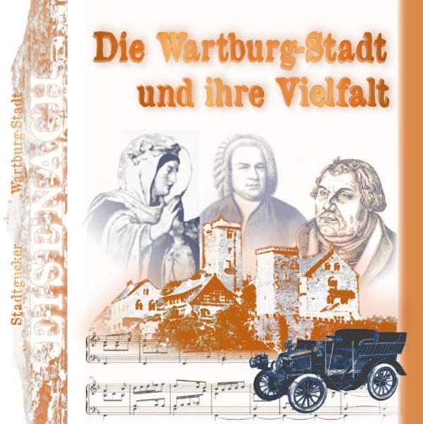 Stadtgucker - Eisenach - Die Wartburgstadt und ihre Vielfalt - Coverbild