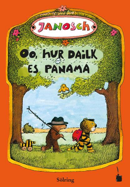 Oo, hur dailk  es Panama  - Coverbild