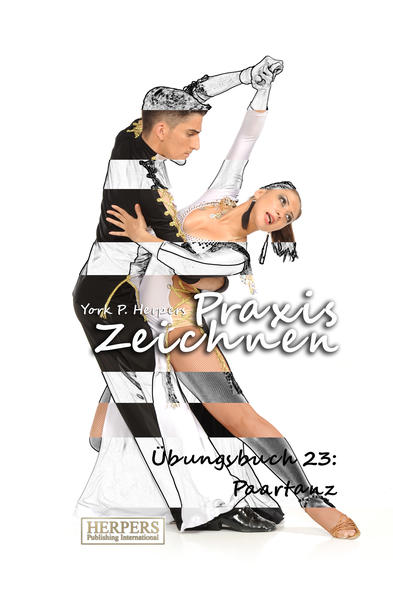 Praxis Zeichnen - Übungsbuch 23: Paartanz - Coverbild