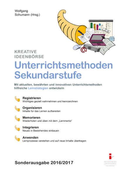 Unterrichtsmethode Sekundarst - Coverbild
