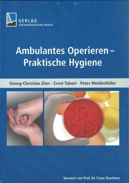 Ambulantes Operieren - Praktische Hygiene - Coverbild