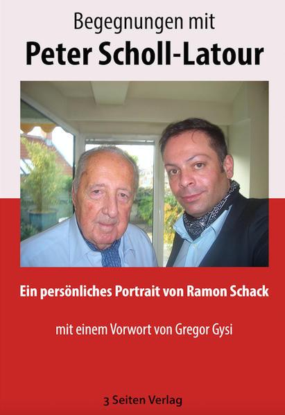Begegnungen mit Peter Scholl-Latour - Coverbild