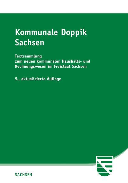 Kommunale Doppik Sachsen - Coverbild