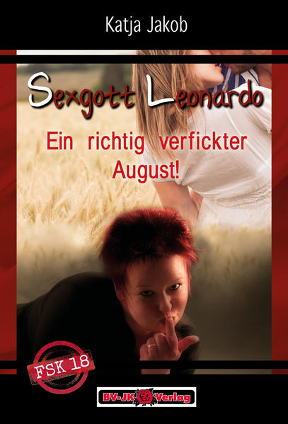 Sexgott Leonardo - Coverbild