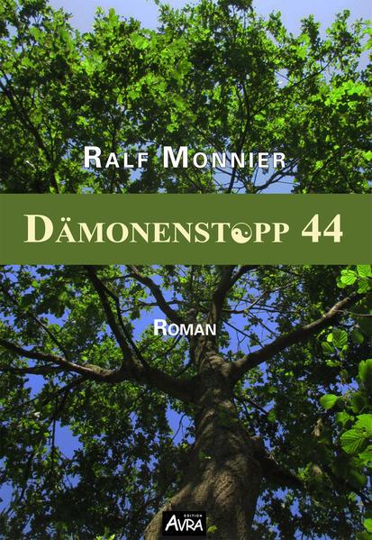 Dämonenstopp 44 - Coverbild