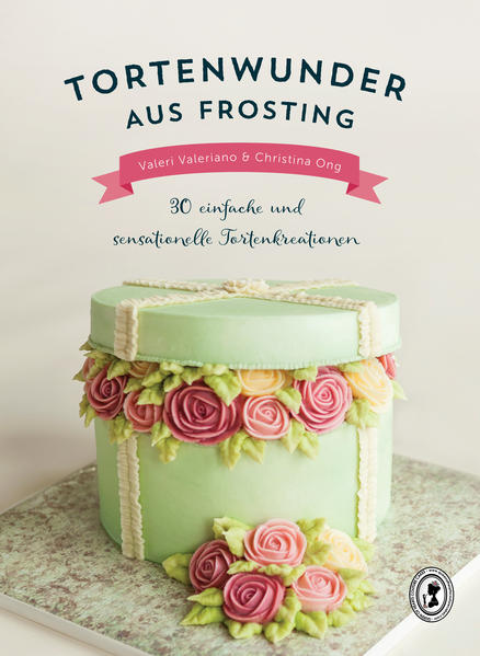 Tortenwunder aus Frosting - Coverbild