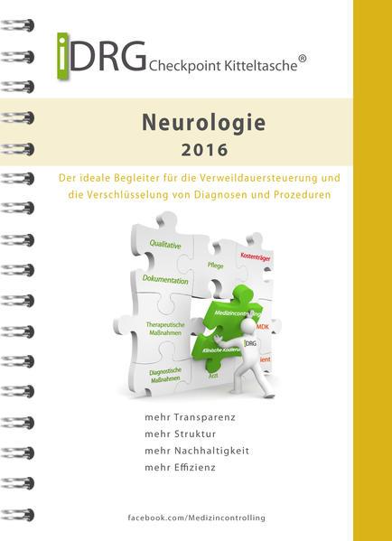 iDRG Checkpoint Kitteltasche Neurologie - Coverbild