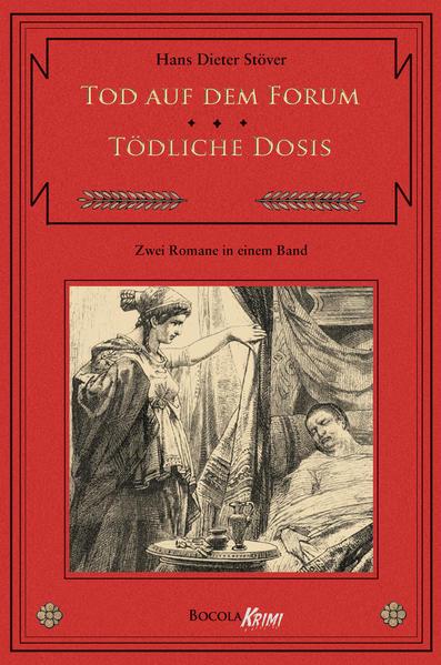 Tod auf dem Forum / Tödliche Dosis - Coverbild