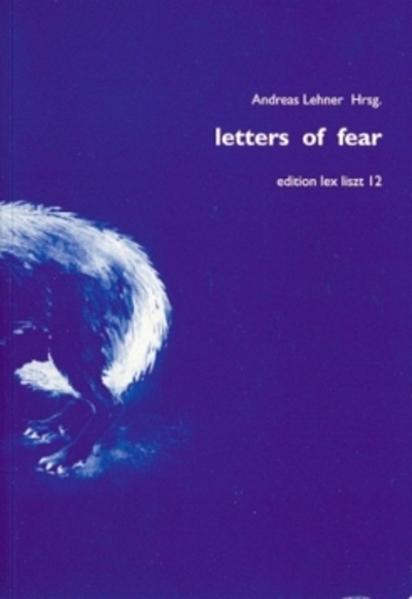 Letters of fear - Coverbild