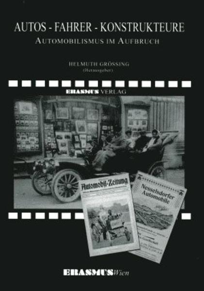 Autos - Fahrer - Konstrukteure - Coverbild