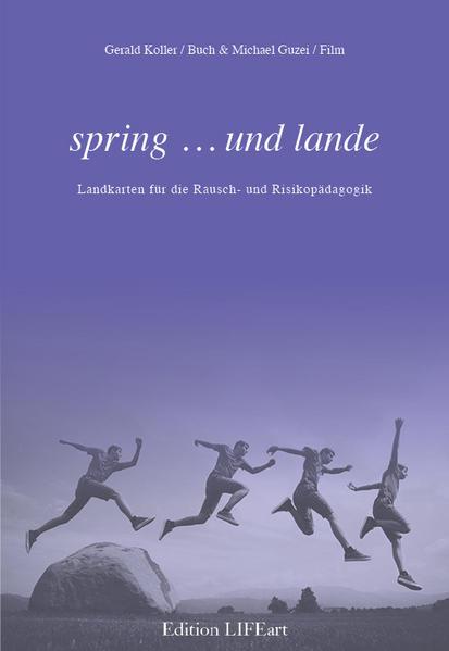 spring … und lande - Coverbild