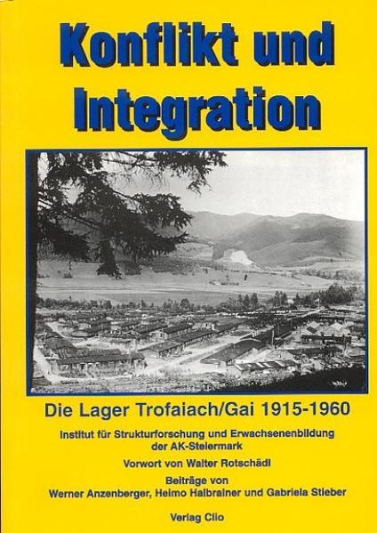 Konflikt und Integration - Coverbild