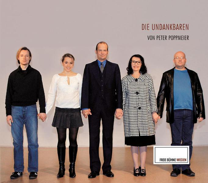 Die Undankbaren - Coverbild