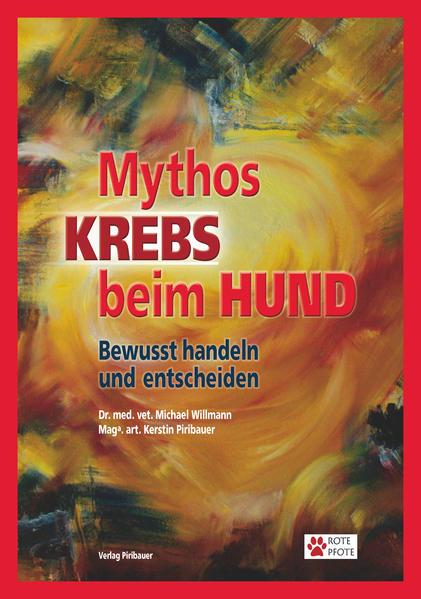 MYTHOS KREBS beim Hund - Coverbild