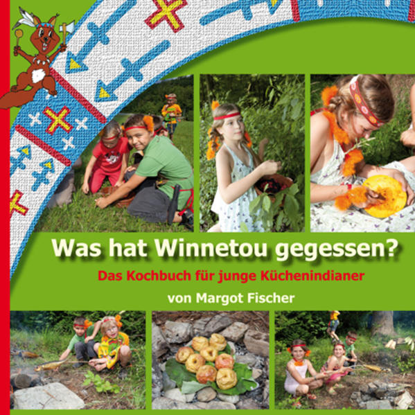 Was hat Winnetou gegessen? - Coverbild