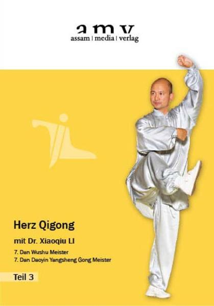 Herz-Qigong - Lehr DVD - Coverbild