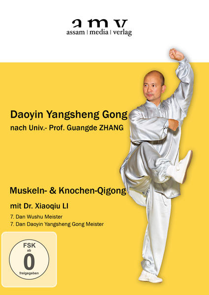 Muskel- & Knochen-Qigong - Lehr DVD - Coverbild