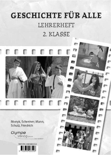 Geschichte für alle 2 - Lehrerheft - Coverbild