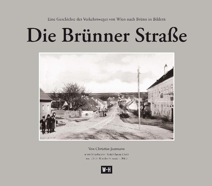 Die Brünner Straße - Coverbild