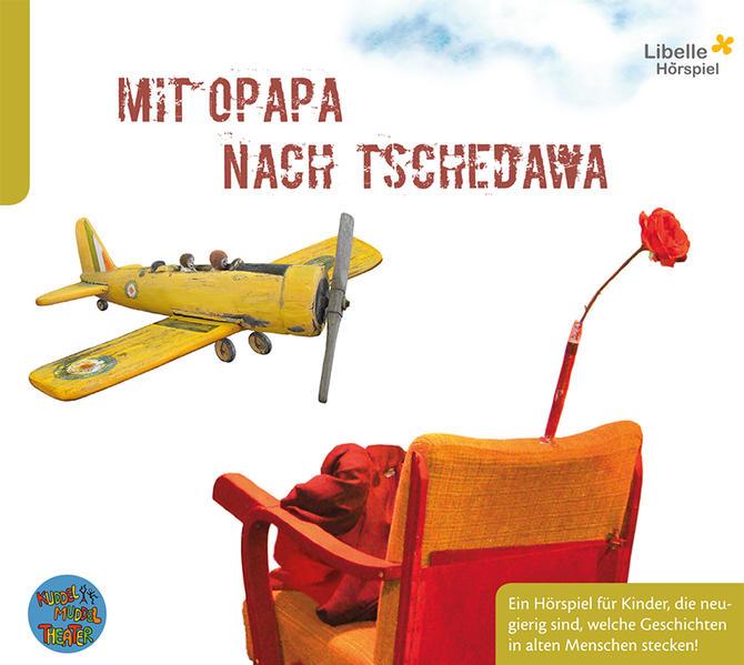 Mit Opapa nach Tschedawa - Coverbild