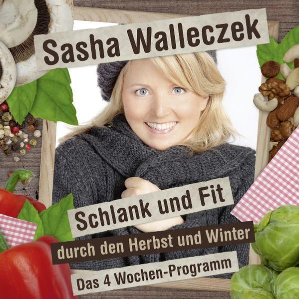 Schlank und Fit durch den Herbst und Winter - Coverbild