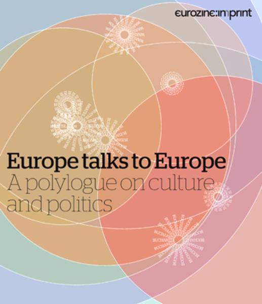 Europe talks to Europe - Coverbild