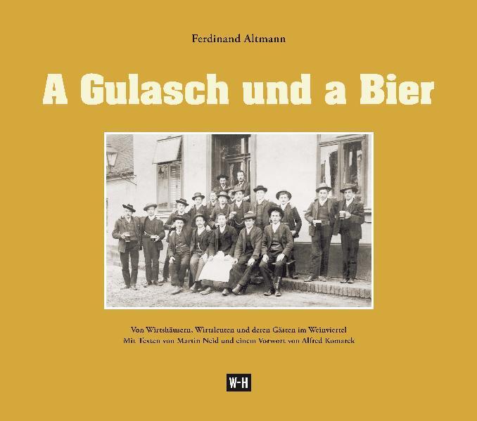 A Gulasch und a Bier - Coverbild