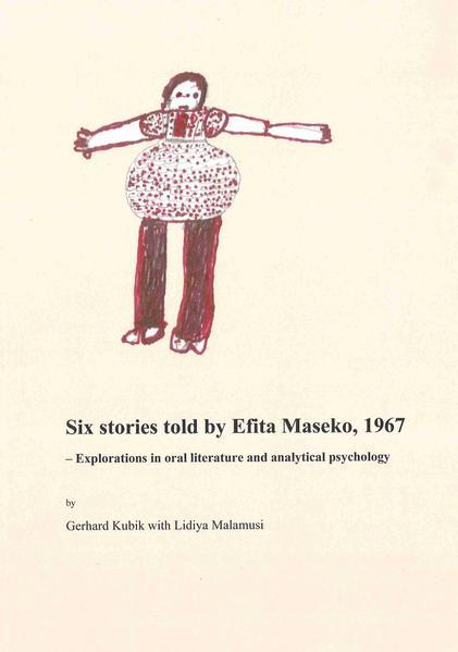Six stories told by Efita Maseko, 1967 - Coverbild