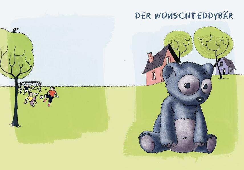 Der Wunschteddybär - Coverbild