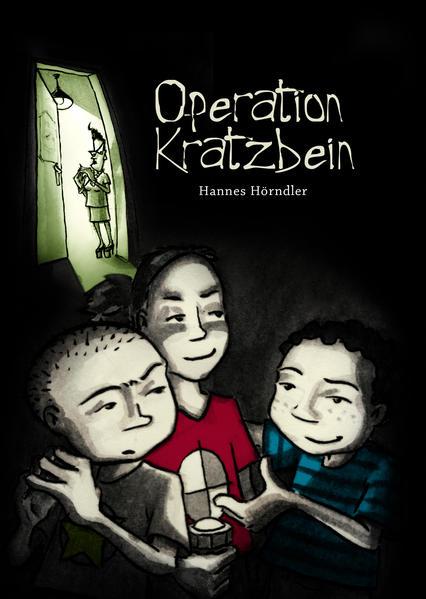 Operation Kratzbein - Coverbild