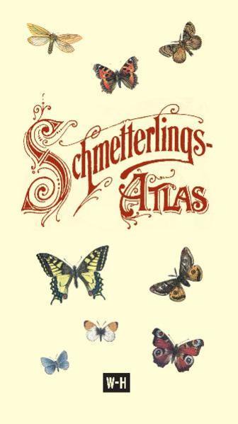 Schmetterlings-Atlas - Coverbild