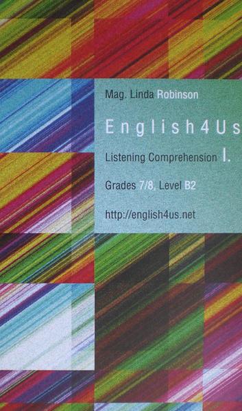 English4Us - Listening Comprehension I - Coverbild