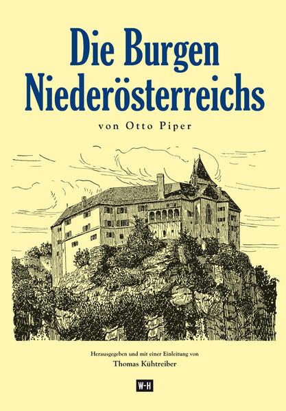 Die Burgen Niederösterreichs - Coverbild