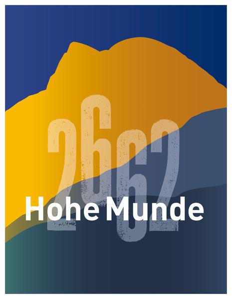 2662 Hohe Munde - Coverbild