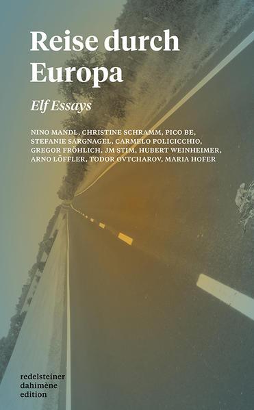 Reise durch Europa - Coverbild