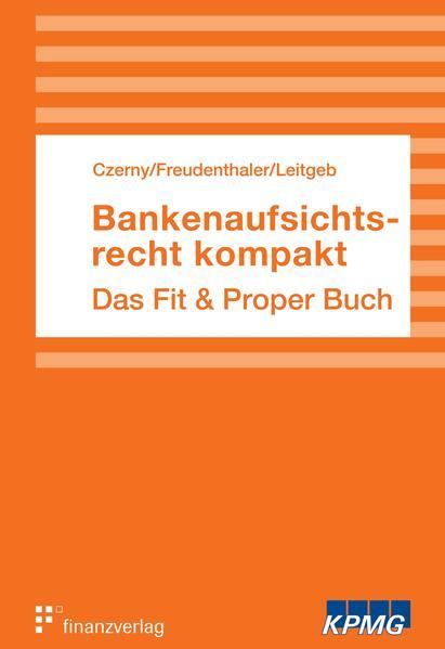 Bankenaufsichtsrecht kompakt - Coverbild