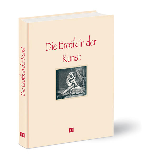Die Erotik in der Kunst - Coverbild