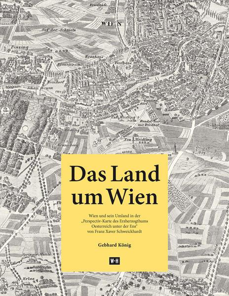 Das Land um Wien - Coverbild