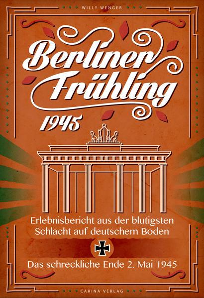 Berliner Frühling 1945 - Coverbild