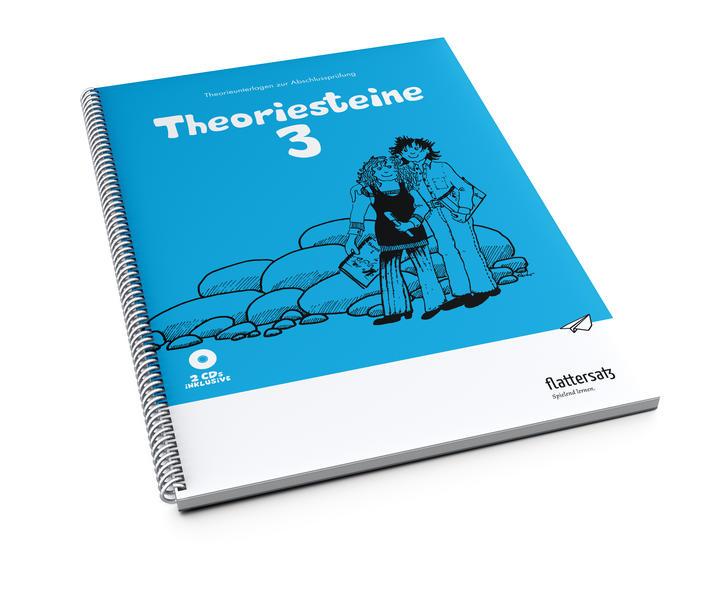 Theoriesteine 3 - Coverbild