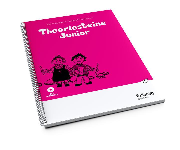 Theoriesteine Junior - Coverbild
