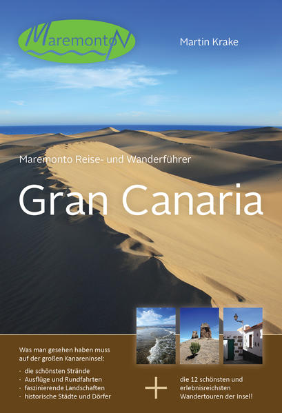 Maremonto Reise- und Wanderführer: Gran Canaria - Coverbild