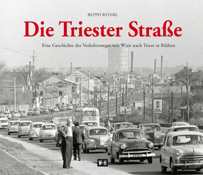 Die Triester Straße - Coverbild