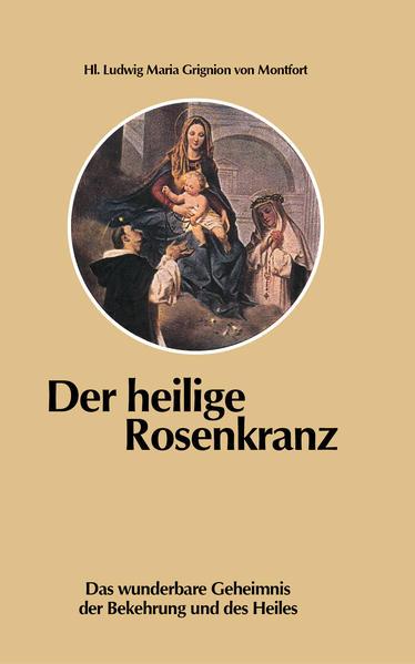 Der heilige Rosenkranz - Coverbild
