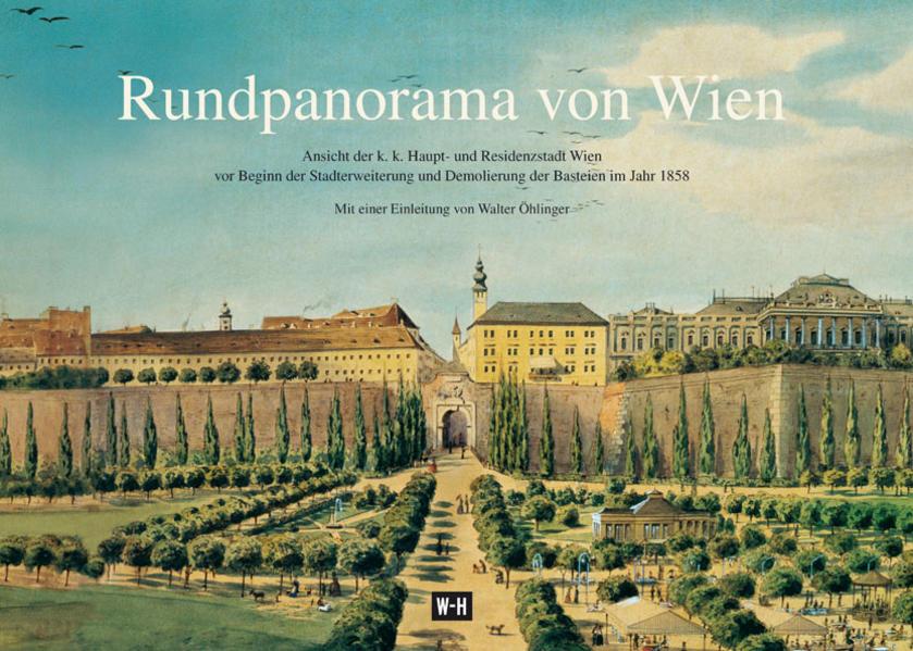 Rundpanorama von Wien - Coverbild